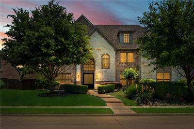 Allen Single Family Home For Sale: 1002 Twin Creeks Drive