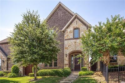 Denton County Single Family Home For Sale: 218 Carrington Lane