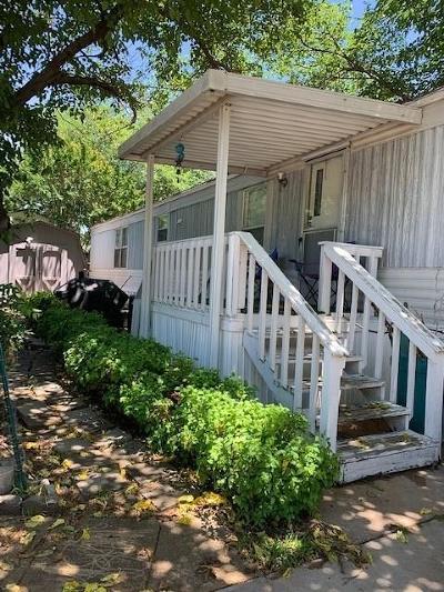 Arlington TX Single Family Home For Sale: $48,000