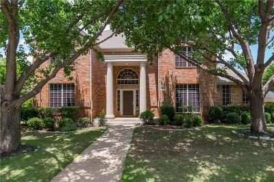 Irving Single Family Home For Sale: 2311 Creekside Circle N
