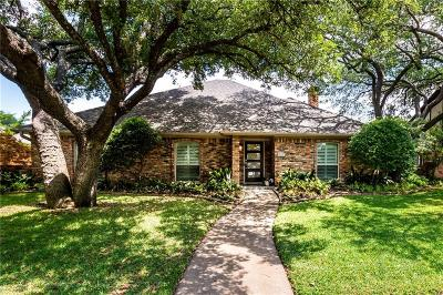 Single Family Home Active Option Contract: 9035 Maguires Bridge Drive