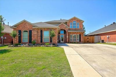 Sachse Single Family Home For Sale: 3626 Red Oak Street