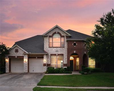 Grand Prairie Single Family Home For Sale: 2432 Whispering Breeze Drive