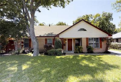 Dallas Single Family Home For Sale: 9221 Plano Road