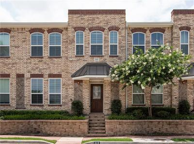 Lewisville Townhouse For Sale: 310 Lily Lane