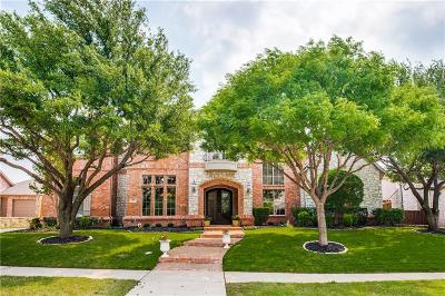 McKinney Single Family Home For Sale: 505 Old Course Circle
