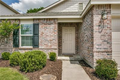 Little Elm Single Family Home For Sale: 1733 Megan Creek Drive