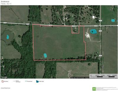 Canton Farm & Ranch For Sale: Fm 1256