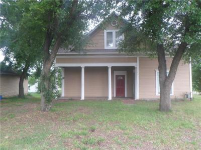 Parker County Single Family Home For Sale: 414 S Ash Street