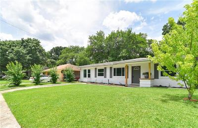 Single Family Home For Sale: 10155 Eastwood Drive