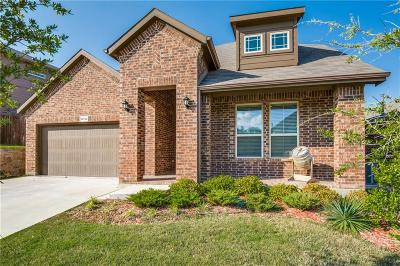 Fort Worth Single Family Home For Sale: 15732 Mirasol Drive