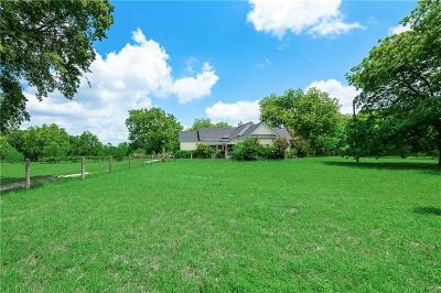 Waxahachie Single Family Home For Sale: 3223 Howard Road