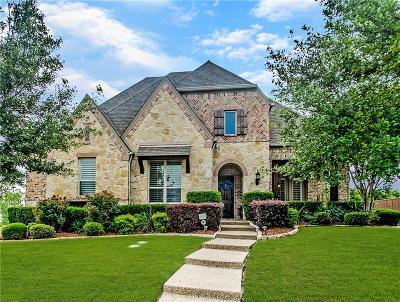 Frisco Single Family Home Active Option Contract: 13422 King George Lane