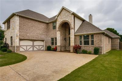 Arlington Single Family Home For Sale: 3805 Park Manor Court