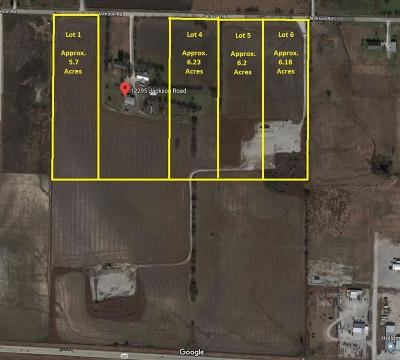 Denton County Residential Lots & Land For Sale: Lot 1 Jackson Road