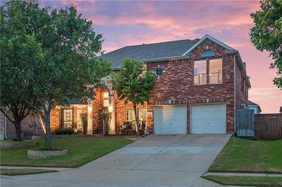 Frisco Single Family Home For Sale: 15218 Brooks Lane
