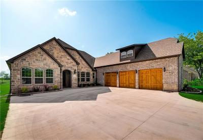 Burleson TX Single Family Home For Sale: $530,000