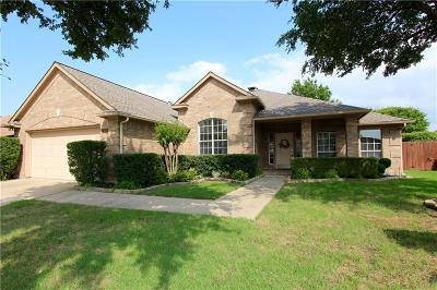 Flower Mound Single Family Home For Sale: 2600 Stanford Drive