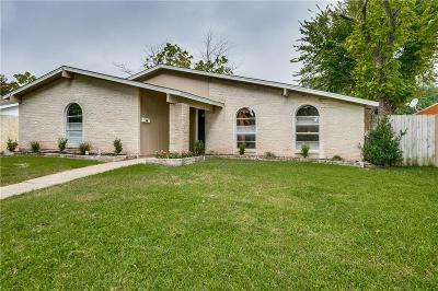 Garland Single Family Home For Sale: 421 Thistle Drive