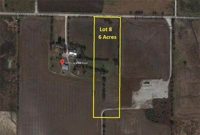 Denton County Residential Lots & Land For Sale: Lot 4 Jackson Road