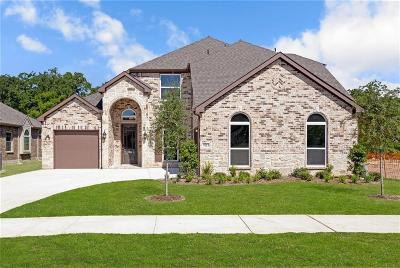 Denton Single Family Home For Sale: 7613 Castle Pines Lane