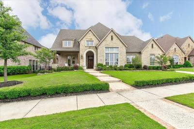 Dallas County, Denton County, Collin County, Cooke County, Grayson County, Jack County, Johnson County, Palo Pinto County, Parker County, Tarrant County, Wise County Single Family Home For Sale: 3980 Hickory Grove Lane