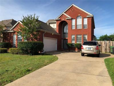 Mansfield TX Single Family Home For Sale: $299,500