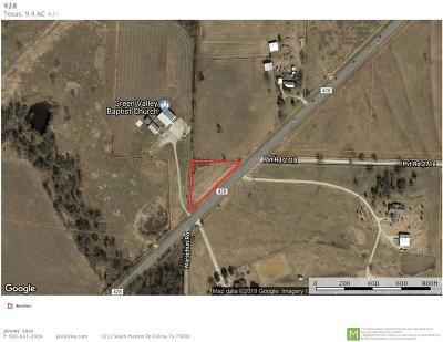 Denton Commercial Lots & Land For Sale: Fm 428
