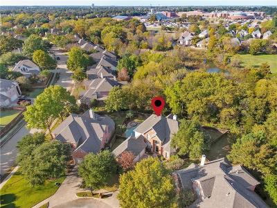 Flower Mound Single Family Home For Sale: 3316 Furlong Court