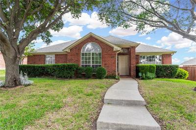 Frisco Single Family Home For Sale: 7801 Glenoaks Drive