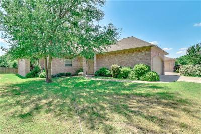 Corsicana Single Family Home Active Option Contract: 2409 Park Place