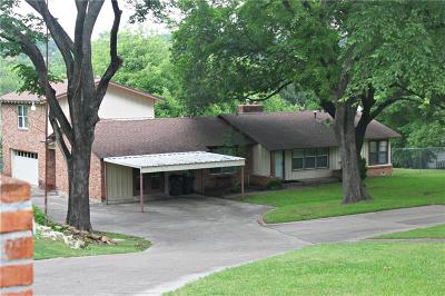 Fort Worth Single Family Home For Sale: 4912 Circle Ridge Drive W