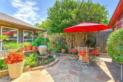 Tarrant County Single Family Home For Sale: 5205 El Campo Avenue