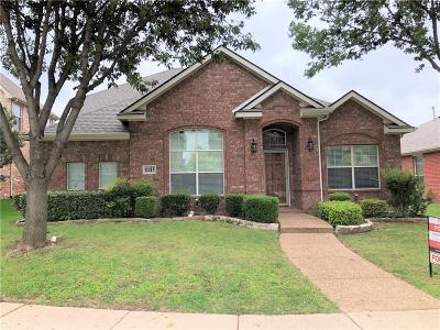 Frisco Residential Lease For Lease: 11413 Henderson Drive
