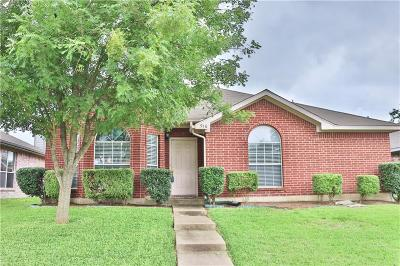 Cedar Hill Single Family Home For Sale: 916 Applewood Drive
