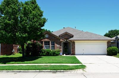 Saginaw Single Family Home Active Option Contract: 1012 Sagewood Lane