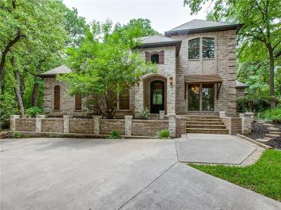Southlake Single Family Home For Sale: 1351 Woodbrook Lane