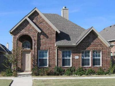Frisco Residential Lease For Lease: 8031 New Kent