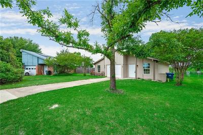 Seagoville Single Family Home For Sale: 313 Hillhaven Drive