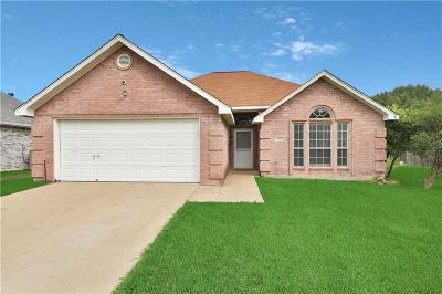 Forney Single Family Home For Sale: 921 Bermuda Street
