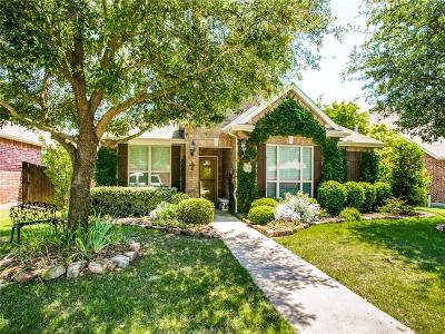 Rockwall Single Family Home Active Contingent: 995 Mont Cascades Drive