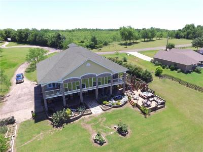 Angus, Barry, Blooming Grove, Chatfield, Corsicana, Dawson, Emhouse, Eureka, Frost, Hubbard, Kerens, Mildred, Navarro, No City, Powell, Purdon, Rice, Richland, Streetman, Wortham Single Family Home For Sale: 180 Pearl Valley Drive