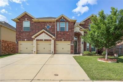 Fort Worth Single Family Home For Sale: 9820 Makiposa