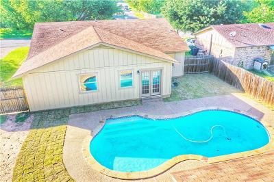 Granbury TX Single Family Home For Sale: $209,000