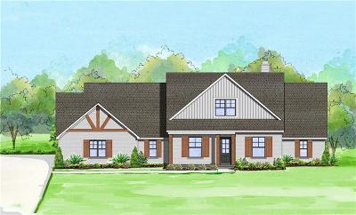 Denton County Single Family Home For Sale: 1422 Oliver Creek Lane