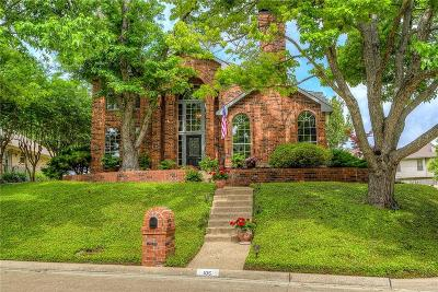 Rockwall Single Family Home For Sale: 105 Sceptre Drive