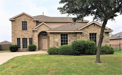 Forney Residential Lease For Lease: 2124 Pecan Ridge Drive