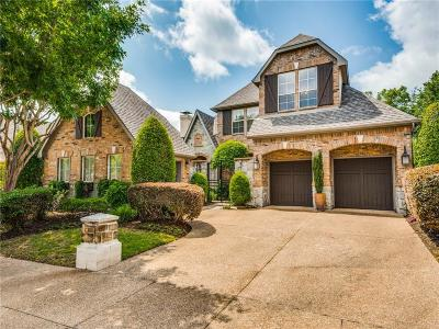 Southlake Single Family Home For Sale: 515 Villa Crossing