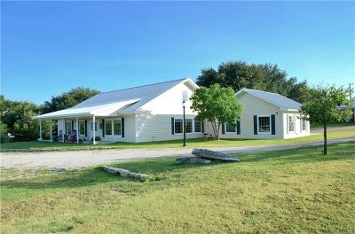 Comanche Single Family Home For Sale: 581 Comanche Lake Road
