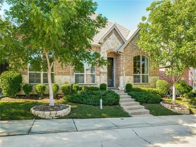 Lewisville Single Family Home Active Option Contract: 2613 Sir Wade Way